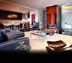 One Bedroom Suite Palms Penthouse D Palms Casino Resort