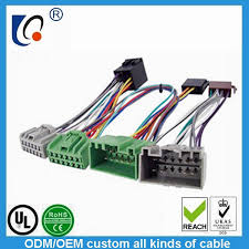 custom auto signal wiring harness auto cables harness wire cable custom auto signal wiring harness