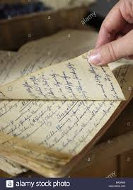 nostalgia cookbook person pages kitchen cooking book notebook handwritten handwriting script old records notes old records
