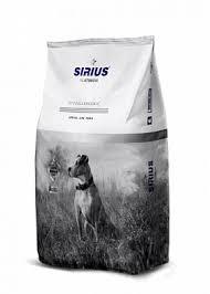 <b>Sirius Platinum</b> Утка с овощами <b>сухой корм</b> для собак