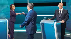 September, um 20:15 uhr, wenn die kanzlerkandidatin der grünen, annalena baerbock, sowie die kanzlerkandidaten der jetzigen. Ntteltgaa8cy7m