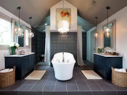 modern bathroom pendant lighting. Salient Gallery Bathroom Lighting Illuminated With View In Modern Pendant I