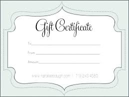 Fillable Gift Certificate Template Free Free Gift Template Free Gift Card Templates For Your