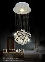 T Luxe Crystal Creatieve Hanglamp Voor Eetkamer Restaurant Woonkamer