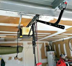 garage door chain tension doors ideas garage door opener chain openers blog sears drive driven comes garage door chain tension