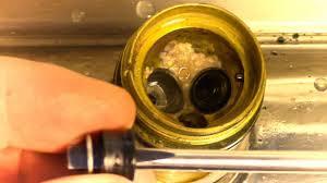 Delta Kitchen Faucet Leak Repair Single Handle Youtube