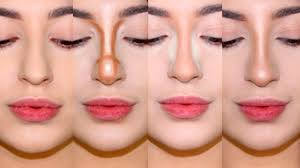 eyes makeup tutorial how to nose contour highlight melissa samways