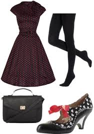Feeling Vintage Dressing With Class