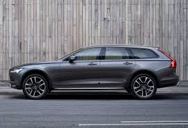 2018 volvo v90 cross country. Beautiful Country The New V90 Cross Country Takes This Wellestablished Segment To A  Level Of Comfortinspired Capability Production The Car Is Set Start In Autumn  Throughout 2018 Volvo V90 Cross Country O