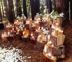 FiftyFlowers Review Backyard Fall WeddingBackyard Fall Wedding