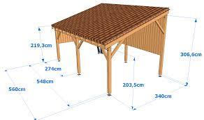 Construire Un Auvent De Porte 8 Dimensions G233n233rales Du
