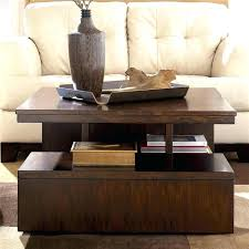 ashley coffee table coffee tables coffee table charming brown rectangle modern glass signature design by coffee