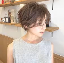 ショート毛先パーマが今っぽおすすめヘアスタイル10選 Hair