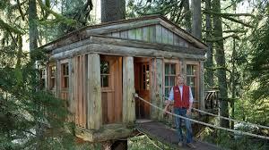 treehouse masters. \u003ci\u003eTreehouse Masters\u003c\/i\u003e\u0027 Pete Nelson On Building His High Treehouse Masters