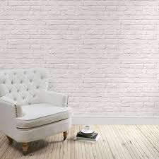 Small Picture The 25 best White brick wallpaper ideas on Pinterest Brick