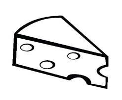 cheese pizza coloring page. Unique Page Cheese Coloring Pages Sliced Page For Kids Pizza  In A