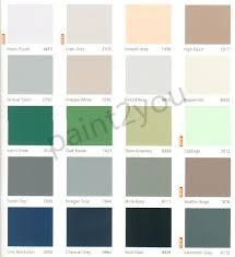 Jotun Color Chart 2017 Essence Easy Clean Gardex Colors