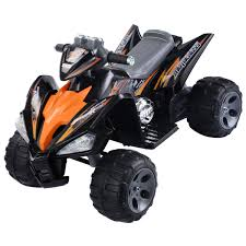costway rakuten costway kids ride on atv quad 4 wheeler
