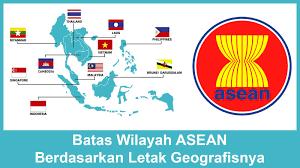 Laut cina selatan, indonesia barat : Batas Wilayah Asean Berdasarkan Letak Geografisnya Freedomsiana