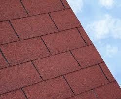 3 tab shingles red. Roofing-felt-shingles-red-square Square Butt 3 Tab Shingles Red #