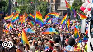 Budapest pride stands up for lgbt rights in hungary july 24, 2021; Lgbtq Pride Parade Held In Warsaw Dw News Latest News And Breaking Stories Dw 19 06 2021