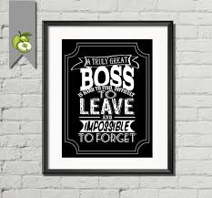 boss appreciation gift a truly great boss is hard to and 128270zoom
