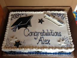 full sheet graduation full sheet cake with strawberry filling all about my