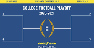 cfp teams with goodyear playoff fan picks