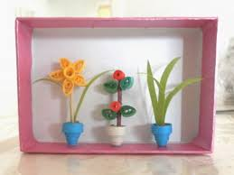 Paper Flower Pots How To Make Miniature Flowers Pots And Vases In Paper