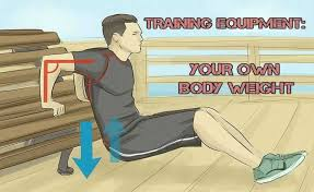 bodyweight increasing strength through bodyweight exercises