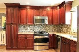 kitchen cabinet backsplash kitchen backsplash ideas for dark countertops