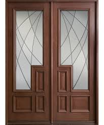 doors ening wood entry doors with glass wood doors design with wood design and fiberglass