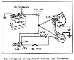 automotive electrical system testing mdh motors charging system wire diagram