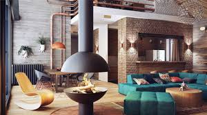 Image Interior Brick Wall Accents In 15 Living Room Designs Home Design Lover Brick Wall Accents In 15 Living Room Designs Home Design Lover