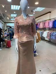 เสื้อลูกไม้ ผ้าไทย ชุดออกงาน by นิตยา ลูกไม้ - โพสต์