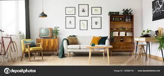 Retro Sitting Room Designs Retro Living Room Design Stock Photo Photographee Eu