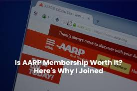 Aarp Org Chart Is Aarp Membership Worth It Heres Why I Joined