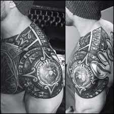 Aztec Tattoo Patterns Interesting 48 Best Aztec Tattoo Designs [Ideas Meanings In 48]