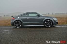 2013 Audi TT Coupe S line Competition review (video ...