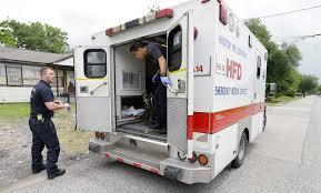 Houston Proposes Sharp Hike In Ambulance Fees Houston
