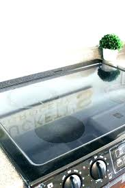 glass top stove cleaner ser best glass stove top cleaner electric stove top cleaner best glass