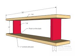cool bench wood look woodworking plans wall shelf