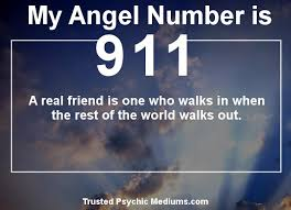 Angel Number Chart What Does Angel Number 911 Really Mean Find Out