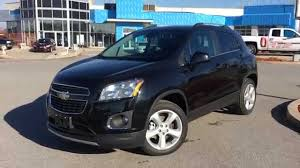 2015 Chevrolet Trax AWD 4dr LTZ | Boyer Chevrolet Lindsay - YouTube
