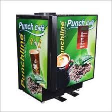 Tea Coffee Vending Machine Price In Delhi Inspiration Punchline Vending Machines Manufacturer In DelhiPunchline Vending
