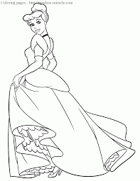 See more ideas about cinderella coloring pages, coloring pages, disney coloring pages. Princess Cinderella Coloring Pages Photo 9 Timeless Miracle Com