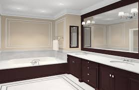 Home Decor Mirrored Bathroom Cabinet Tv Feature Wall