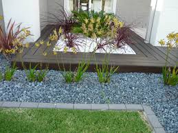 Small Picture 30 Pebble Garden Designs Decorating Ideas Design Trends