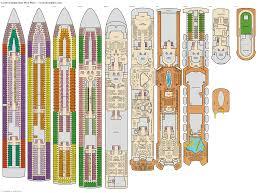 Carnival Inspiration Deck Plans Diagrams Pictures Video