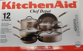 pot sets on sale.  Pot 12 Piece Anodized Titanium Cookware Set Intended Pot Sets On Sale